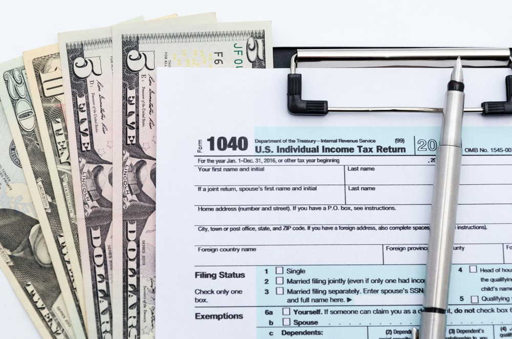 Desert Law Group PALM SPRING, CA - IRS Tax Refund Delayed
